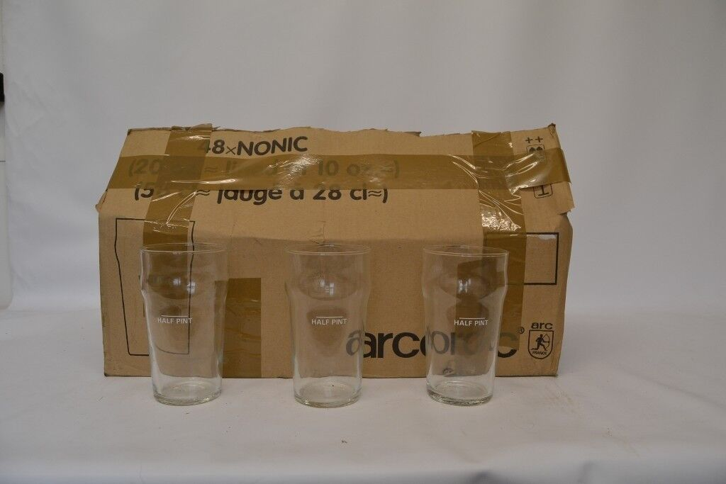 24 Nonic Pint Glass GT 750
