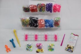 Loom Band Sets - 2000 pieces - BRAND NEW