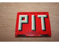 PIT Party Card Game