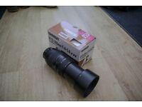 Tamron 70-300mm F/4-5.6 Nikon Mount Lens
