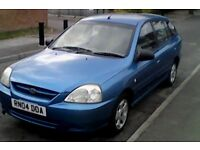 Kia rio family car new mot 380£ harrow area