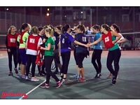Get Back To Netball in Clapham