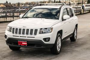 2014 Jeep Compass North Loaded Tail Gate Audio