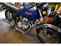 Honda 400 four supersport 1975 8000 miles