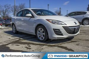 2010 Mazda MAZDA3 GX|AUX|A/C|ALLOYS|CRUISE CONTROLS