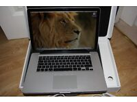 "Apple Macbook Pro 15"" 2.66ghz 4gb/320gb"