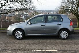 !!!! 2007 (07) VOLKSWAGEN GOLF 1.4 S 5 DOOR ONE FORMER KEEPER ONE YEARS MOT !!!!