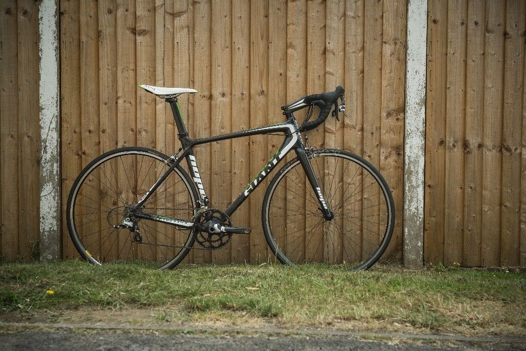 b76c46ab4cf Giant TCR Carbon Road Bike Medium Hope Team edition | in ...