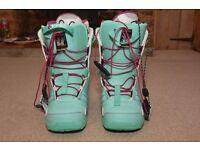 Northwave Dahlia Women's Snowboard boots EUR 40.5 (UK 6.5-7) BRAND NEW