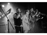Drummer Wanted for Dorset 8 Piece SKA BAND