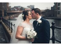 Stunning wedding photography based in Leeds, UK. Local, national and international availability.