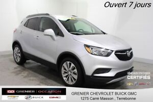 2017 Buick ENCORE FWD PREFERRED CUIR AIR CLIM  MAGS ÉCR.TACT +++