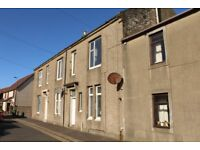 2 Bed Ground Floor Flat For Rent, Partially Furnished - Bradan Road, Troon KA10