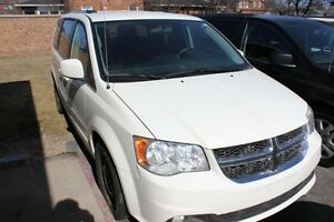 2013 Dodge Grand Caravan SXT Stow & Go