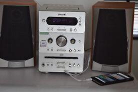 SONY DAB RADIO/CD/CASSETTE/AUDIOIN/PLAY IPOD PHONE/85W/DAB ANTENNA