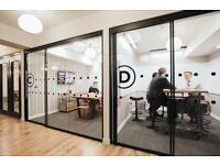 Contemporary Prestigious Office Desk Space For Rent In 2 SHERATON ST SOHO LONDON