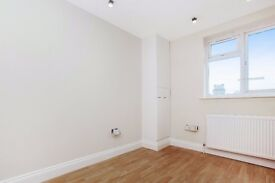 Stylish two bedroom apartment with timber style flooring in neutral colours