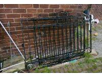 garden gates large