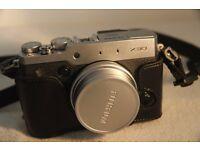 Fujifilm FinePix X Series X30 12.3MP Digital SLR Camera