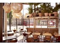 EXPERIENCED CHEF REQUIRED FOR NEW BURGER RESTAURANT IN HACKNEY, £9 Per hour