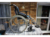 Excel G - lite wheel chair.