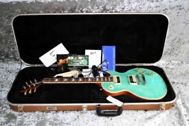 Gibson Les Paul Classic 2015 - Seafoam Green - In Immaculate Condition