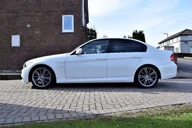 2011 61 BMW 318I M SPORT PLUS EDITION SALOON (140BHP)