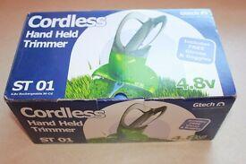 Lightweight Cordless Hand trimmer