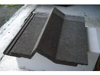 Redland Delta Roofing Tiles - Excellent Condition