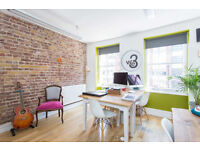 Newly refurbished office space in Shoreditch-E1