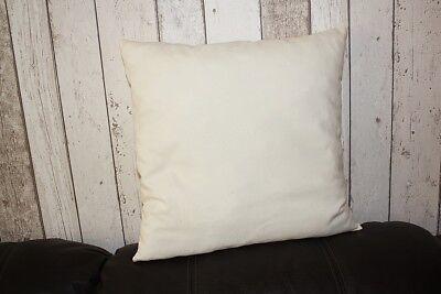 *Deko-Traeume* 1 Kissenfüllung für Stuhlkissen 40x40 cm Polyfaser/Schaumstoff