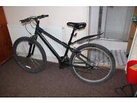 Mountain Bike Black