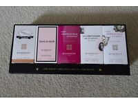 Givenchy Parfums Miniatures Collection