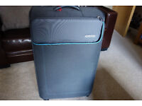 American Tourister 4 wheels large suitcase luggage case 100 litres