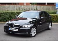 2006 BMW 320D SE 2.0 DIESEL 170bhp,3 MONTHS WARRANTY & BREAKDOWN COVER,FSH,2 KEYS
