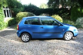 VW Polo Special Edition 1.4 TWIST Mercato Blue - Excellent Condition Throughout