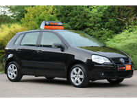 *Beautiful* 2009 VW Polo 1.4 TDi Match 5 Dr, £30 Road Tax, FSH, Full MOT*6 Mths Warranty*