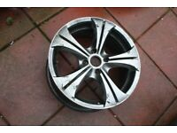 OXIGIN 1 ALLOY WHEEL 7.5 x 17 for One 114.3 JAPANESE