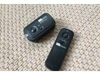 Wireless shutter control for Nikon Oppilas Pixel