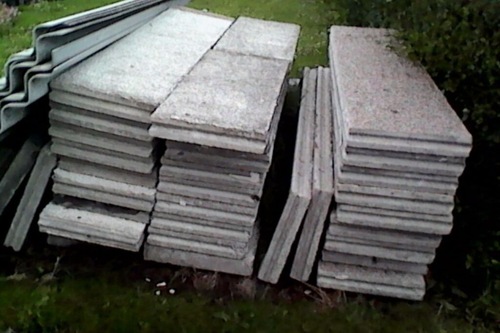 CONCRETE SECTIONAL GARAGE PANELS FOR SALE   in Troon, South ...