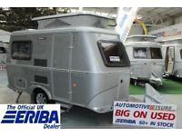 2017 Eriba Familia 320GT