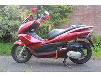 Honda PCX125 Scooter 2014