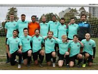 Looking for extra players to join our football club, looking for football, 11 aside
