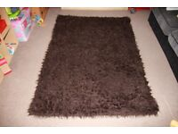 Soft Brown Rug