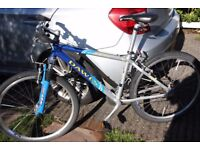 """Dawes Acoma Men's / Boys Small (16"""") Hybird / Town / Commuting Bike - 18 Gears, Slick Tyres,"""