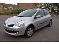 2006 Renault Clio 1.4 16v *** SOME MINOR DAMAGE/MARKS/SCRAPES *** for spares, repair or parts