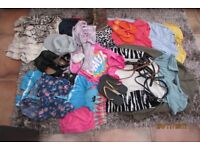 Ladies/Girls Bundle of clothes, Size 10-12. Over 20 items. Includes H & M, Next etc. VGC