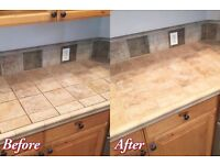 Old grout and mold silicone removing , bathroom descaling . All London