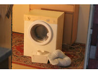 WHITE KNIGHT TUMBLE DRYER, Model CL332WV, Compact size 3kg only £45