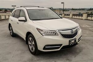 2016 Acura MDX Loaded Langley Location Only 26000km